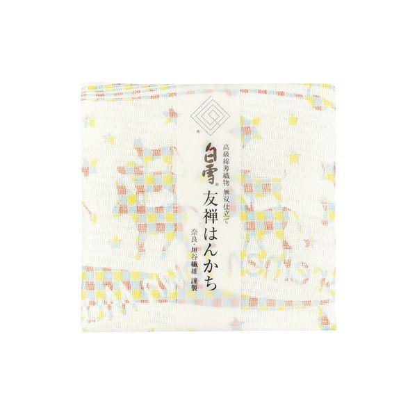 白雪友禅はんかち / ブレーメンの音楽隊 / クリーム